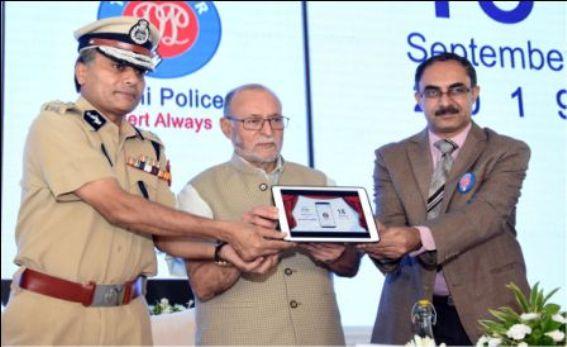 नागरिक केंद्रित सेवाओं के लिए दिल्ली पुलिस ने लाॅन्च किया, ''तत्पर'' वन-टच