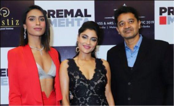 मिस एंड मिसेज इंडिया एशिया पैसिफिक 2019 में बॉलीवुड सितारों ने की शिरकत