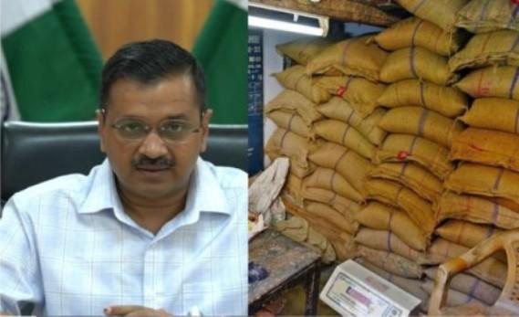 कल से बांटा जाएगा राशन, प्रत्येक व्यक्ति को 4 किलो गेहूं और एक किलो चावल दिया जाएगा